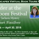 Review of Murder at the Mushroom Festival by Janet Finsilver