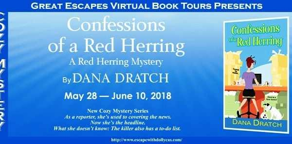 Review of Confessions of a Red Herring