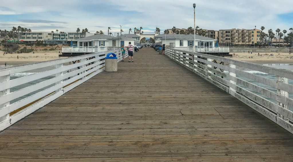 The Cottages at Pacific Beach Pier