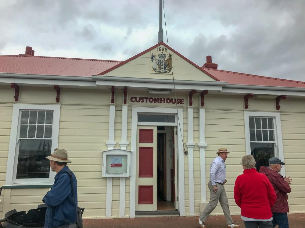 Napier customs house