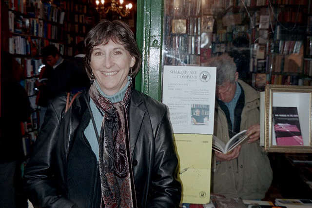 Terry Ehret at Shakespeare & Company 2004
