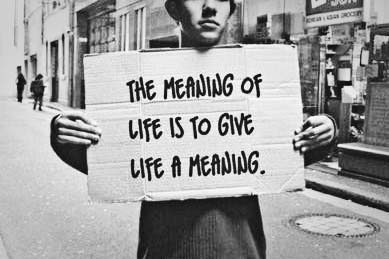 What Is the Meaning of Life?