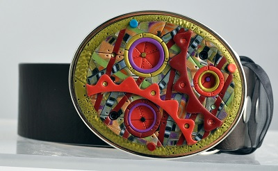 Multi Mix Belt Buckle