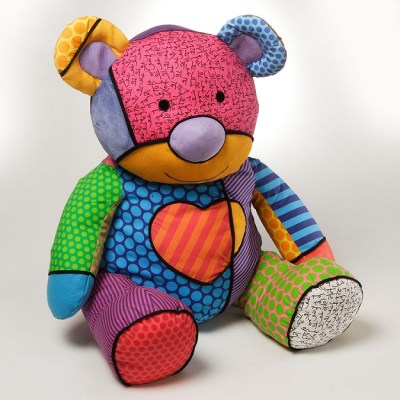 Britto Mini Bear - Tallulah