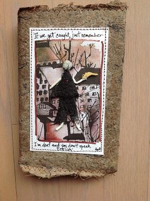 Handmade Paper Journals - Assorted