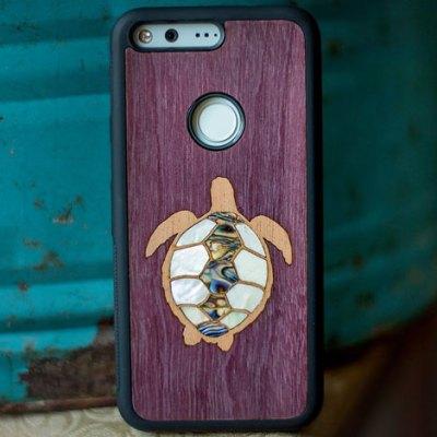 Turtle Purpleheart Power Bank