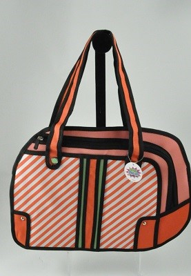 3D Look on 2D Bag - Bowler