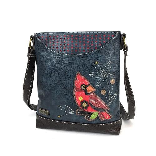 Cardinal Sweet Messenger Handbag - Chala