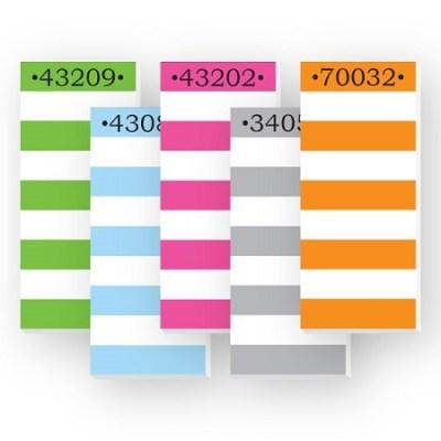 Zipcode Skinnie Notepad