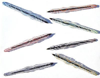 Glass Ink Pen