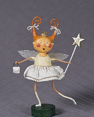 Pearly White Tooth Fairy Sculpture