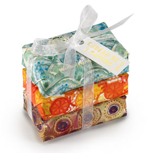 Fresh Fantaisie 3 Soap Gift Set