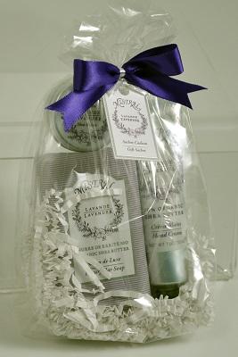 Lavender Gift Pack Sachet