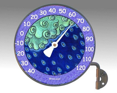 Outdoor Thermometer - Rain