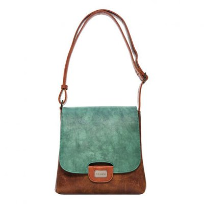 Teal Cross Body with adjustable strap