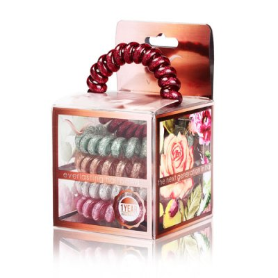 Garnet Glitter Blend Hairbands