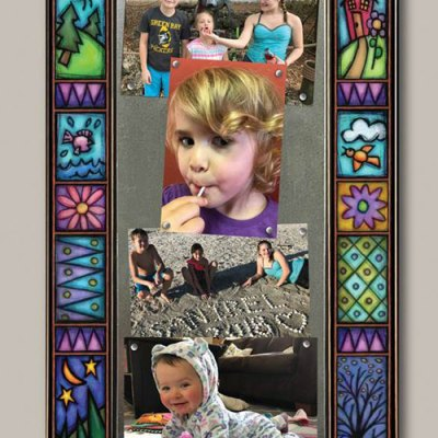 Discover Wildlife-Have Kids Picture Frame