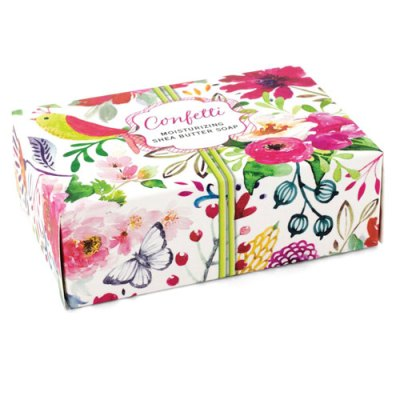 Confetti 4.5oz Boxed Soap