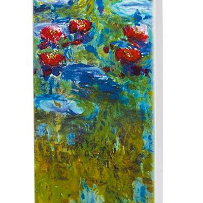 Claude Monet - Water Lilies Candle
