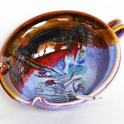 Ceramic Batter Bowl - TB