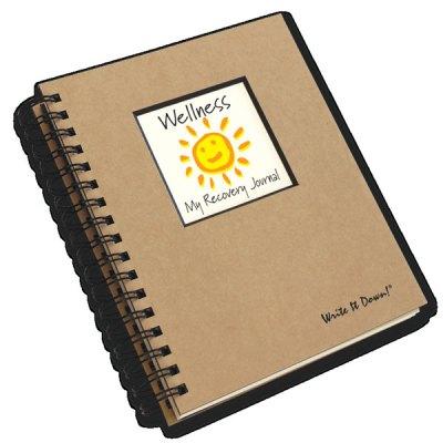 Wellness, My Recovery Journal