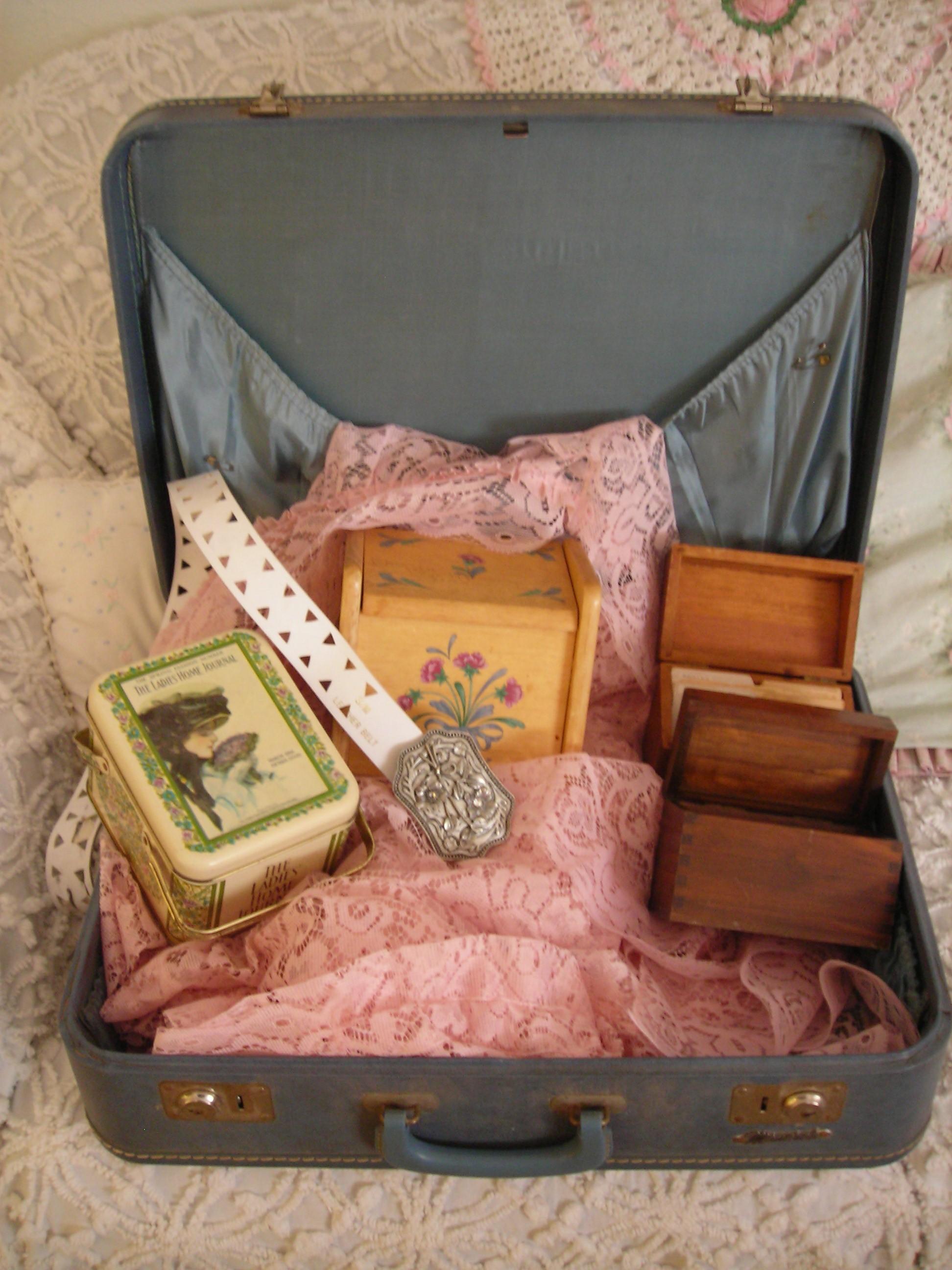 my GW bargain barn treasures