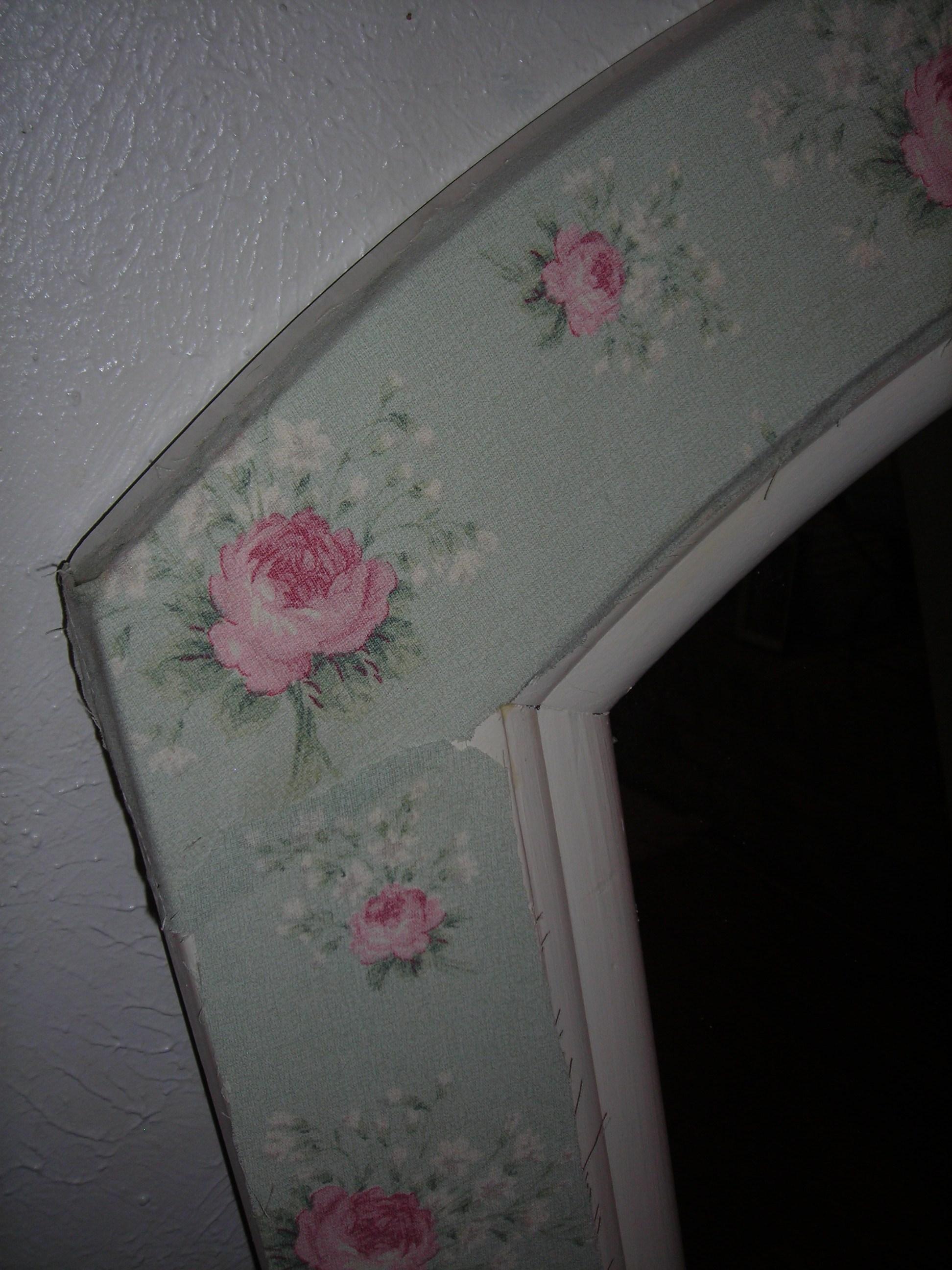 close up of yummy fabric