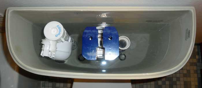 Caroma Toilet Water Level Terry Love