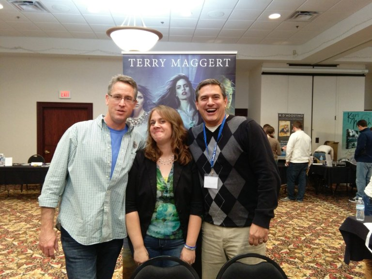 Author Terry Maggert at Indies Unmasked