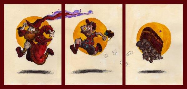 Artist: Monkey-Fromthebridge