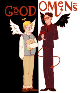 Good Omens by tiosmio25 (Zack D)