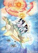 http://kekpafrany.deviantart.com/art/Discworld-The-Light-Fantastic-216279487