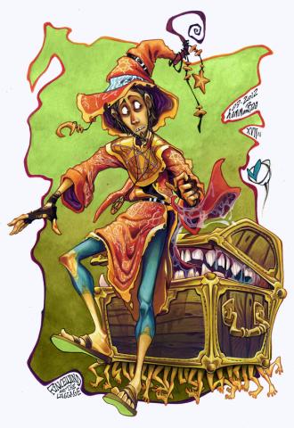http://lonelloid.deviantart.com/art/Stuff-from-Discworld-Inseparables-318842010