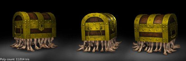 http://mbrzezicki.deviantart.com/art/The-Luggage-rotated-177294002