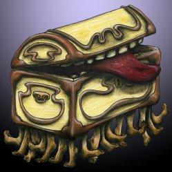 http://kaerless.deviantart.com/art/The-Luggage-118457369