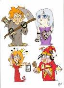 http://drfleibur.deviantart.com/art/Mort-Mort-Ysabell-Princess-Kelli-Cutwell-419726351