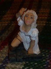 Clarefront figurine - Source: ebay.com