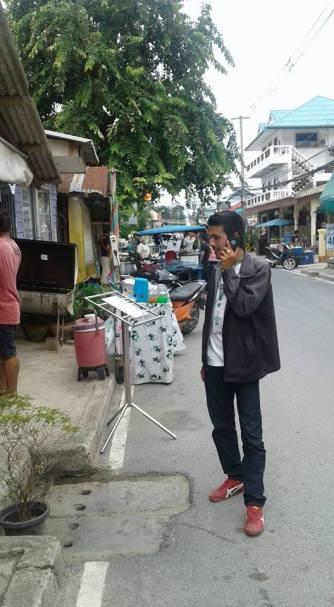 Koh Samui, Clean-Up