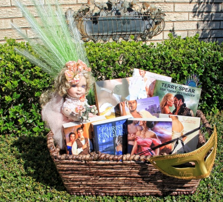 raffle basket, historical readers and ritas 001 (800x725)