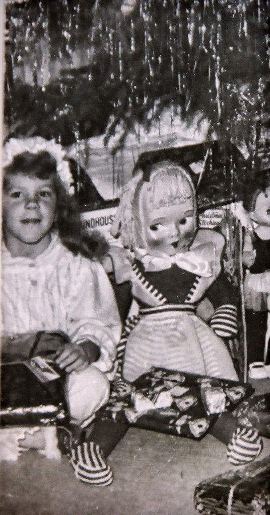 Terry and her Doll, Amy