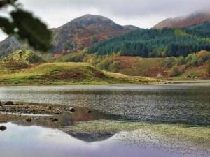 mountain fall reflection (640x480) vib