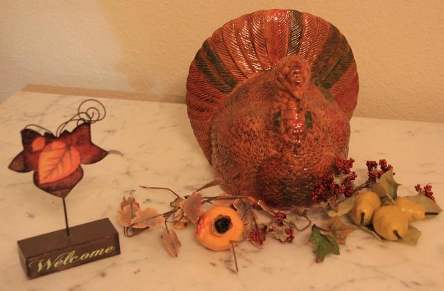 Ceramic Turkey