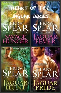 Heart of the Jaguar Series Collage