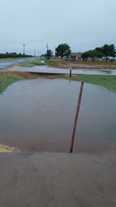 Flooded Culvert