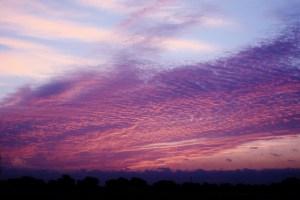Sunrise in Texas