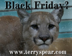 cougar black friday