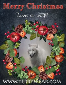 White Wolf Christmas