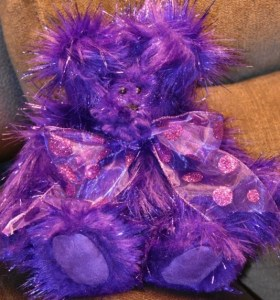 purple party bear (608x640)