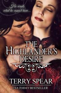 Highlander's Desire (2)