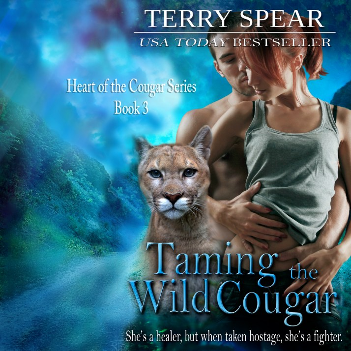 Taming the Wild Cougar audiobook 2400x2400